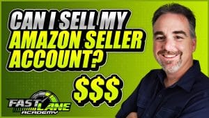 Can I Sell My Amazon Seller Account