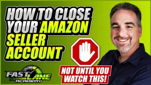 How To Cancel Or Delete Your Amazon Seller Account But Not Yet