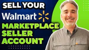 Can I Sell My Walmart Marketplace Seller Account